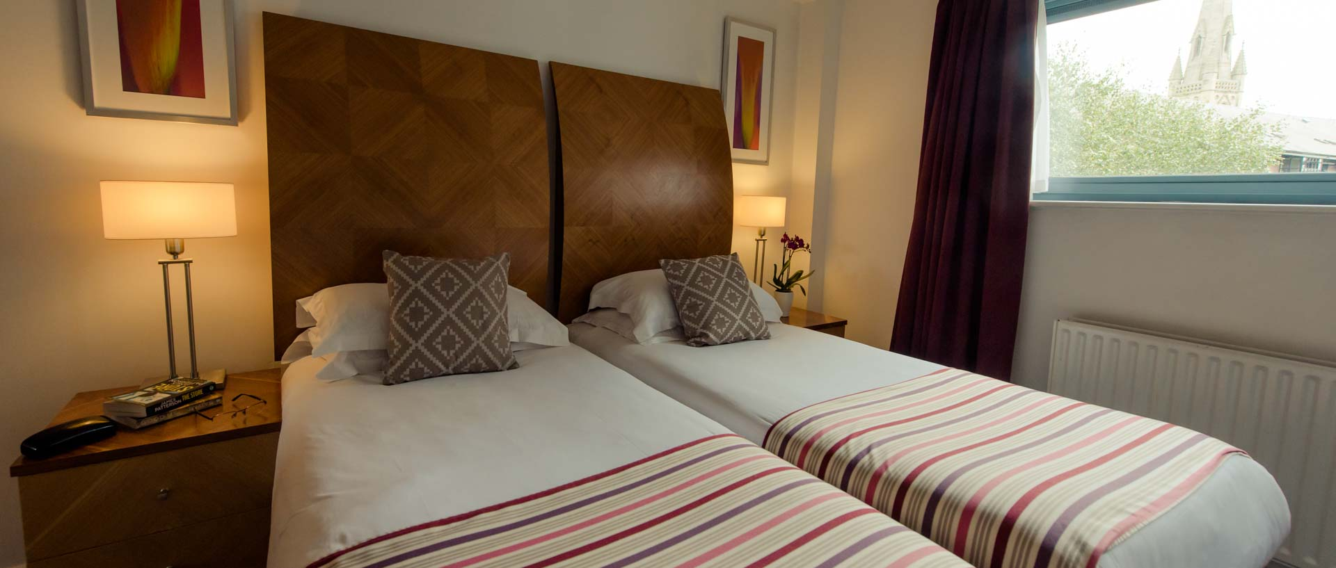 Serviced Apartments in Newcastle | PREMIER SUITES Newcastle